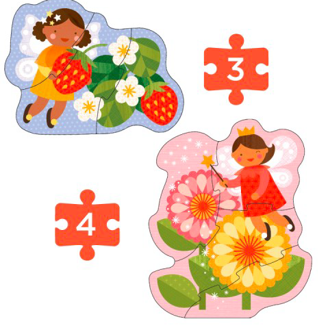 Fairy Friends Beginners Puzzle