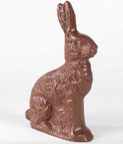 Small Chocolate Easter Rabbit