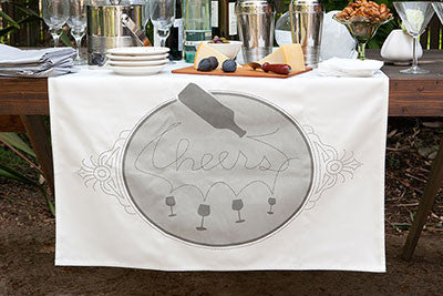 Cheers Table Banner