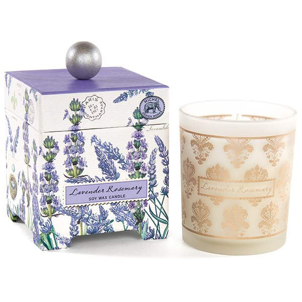 Lavender Rosemary 14 oz Soy Wax Candle