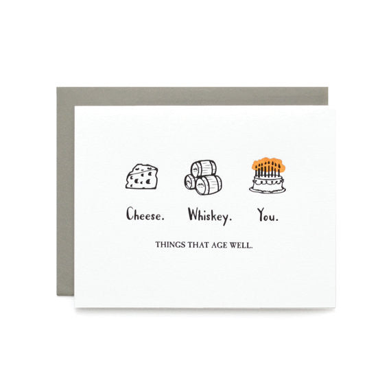 Age Well Card