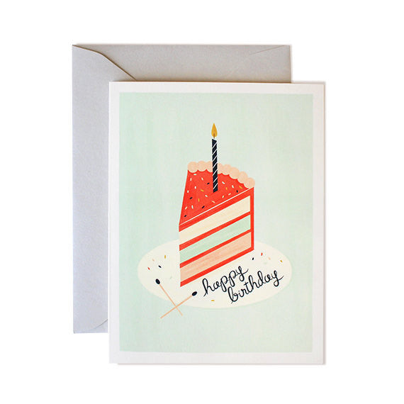 Birthday Cake | Birthday Card