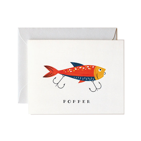 Popper | Fishing Card