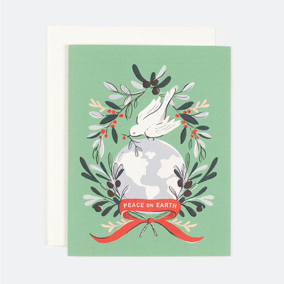 Peace on Earth - Christmas Card