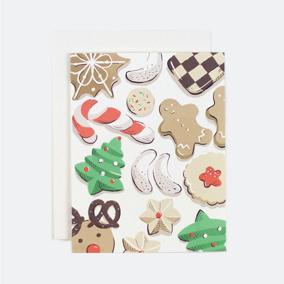 Christmas Cookies - Holiday Card