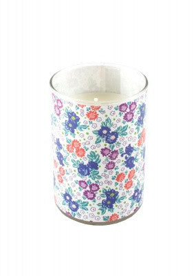 Bloom Glass Candle