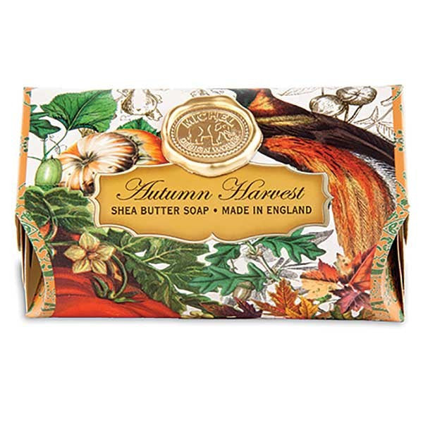 Autumn Harvest Large Bath Soap Bar