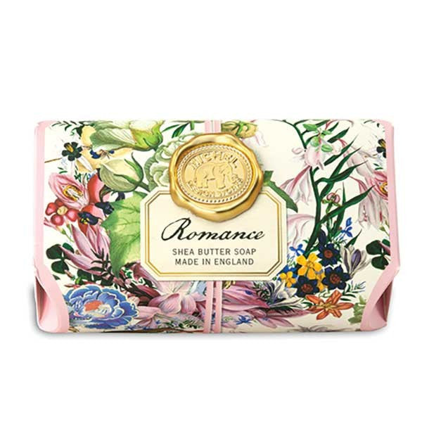 Romance Large Bath Soap Bar