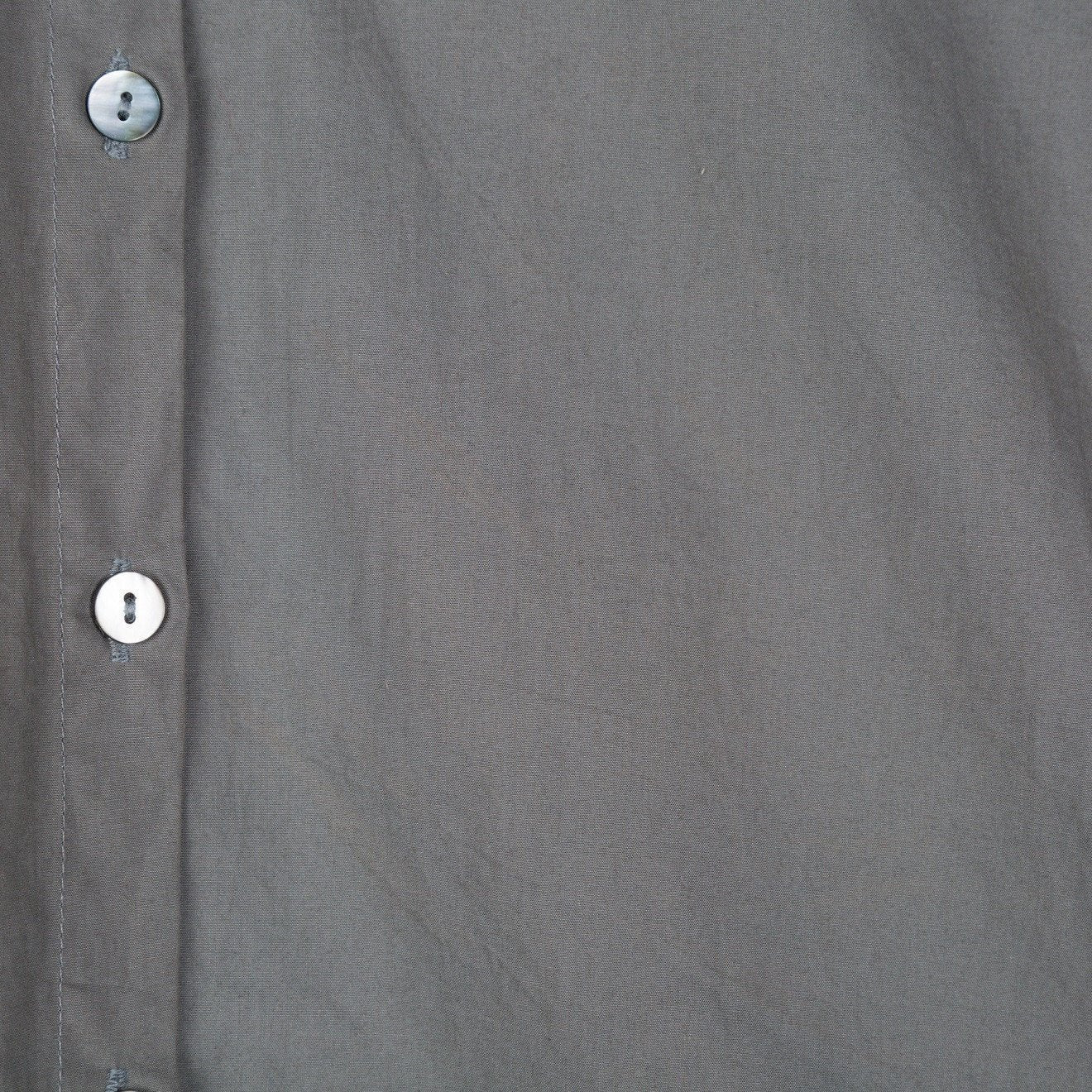 Maaya Long Length - Charcoal Grey Poplin - PROJECT 6, modest fashion