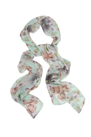 Itan Scarf - Nude/Multi - PROJECT 6, modest fashion