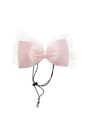 Avant Garde Bow Grand - Baby Pink - PROJECT 6, modest fashion
