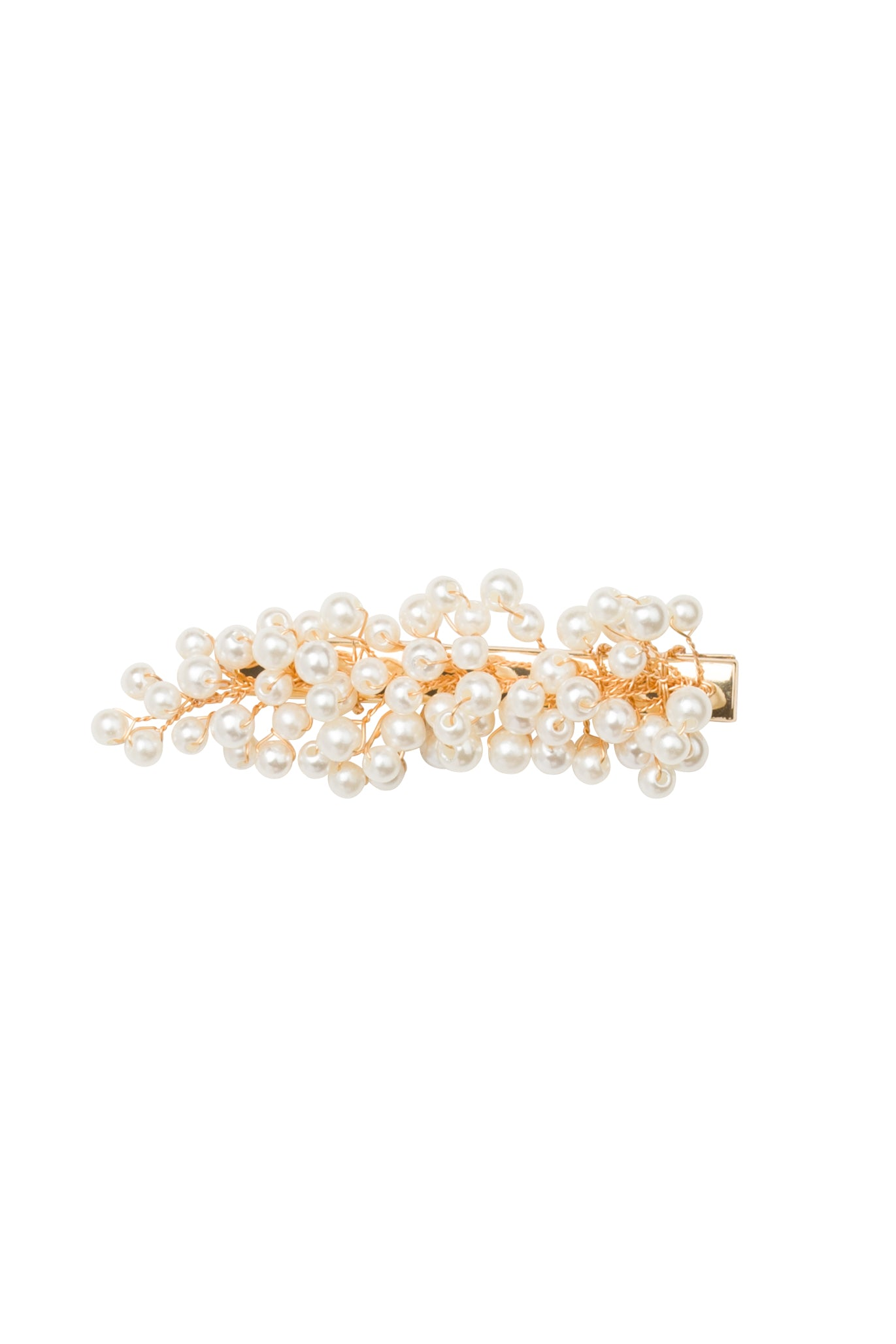Baby's Breath Royal Clip - Pearl - PROJECT 6, modest fashion