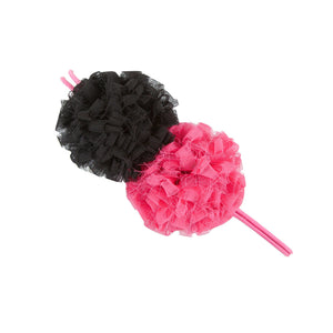 Flower ball hairwrap - PROJECT 6, modest fashion