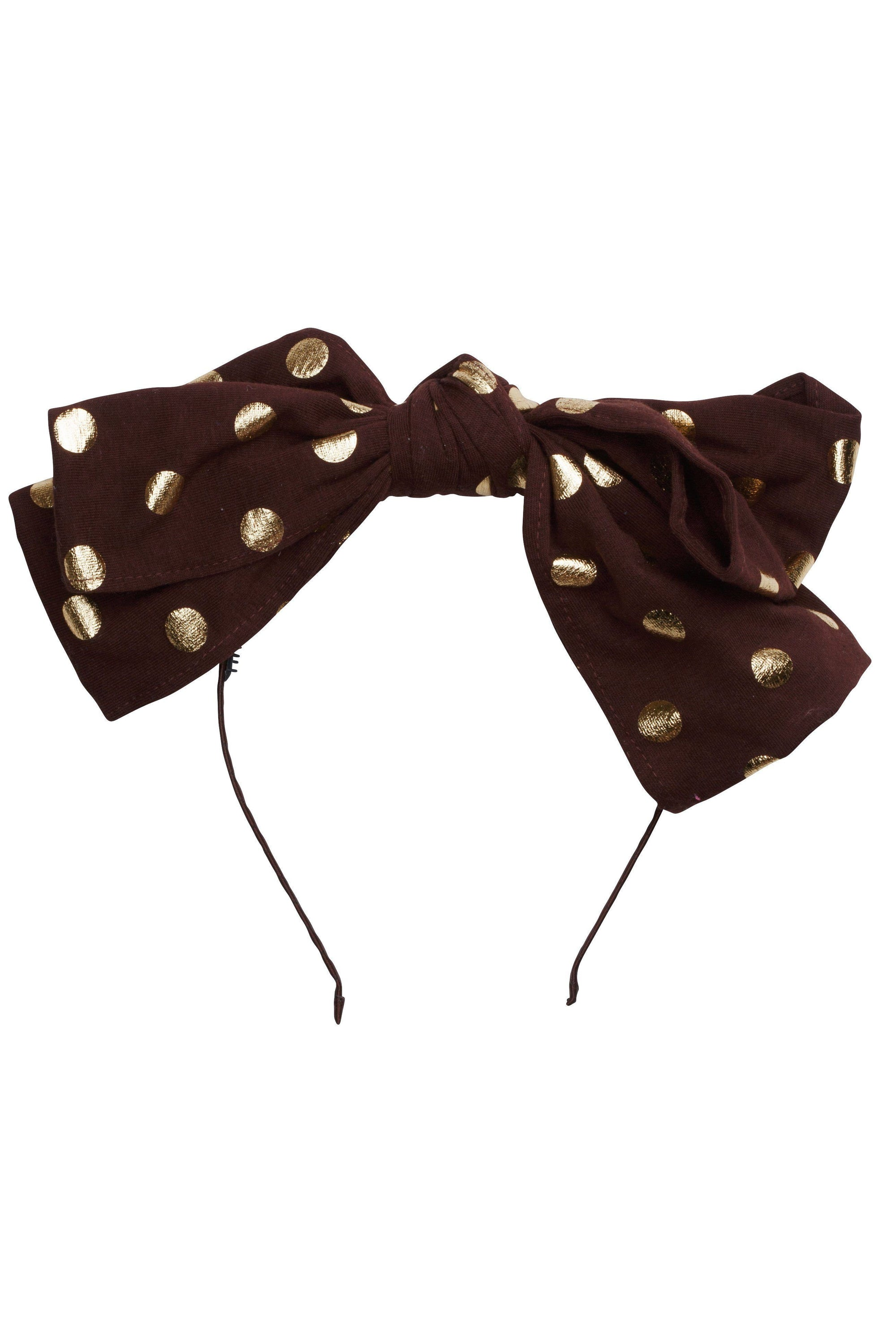 Floppy Dotty - Brown - PROJECT 6, modest fashion