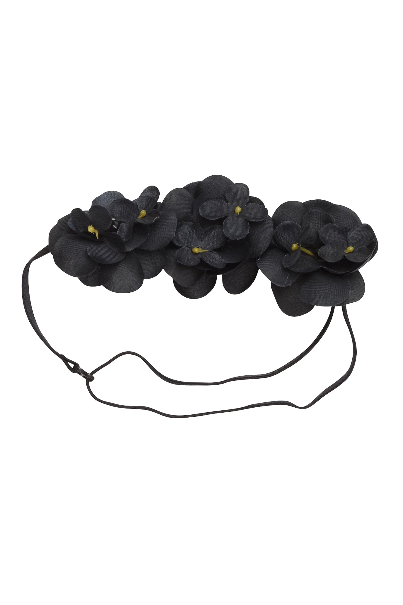 Floral Crown Baby - Black - PROJECT 6, modest fashion
