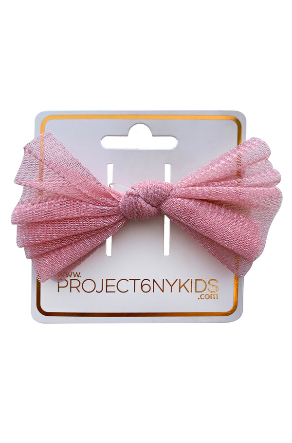 Fairy Bow Wrap - Pink - PROJECT 6, modest fashion