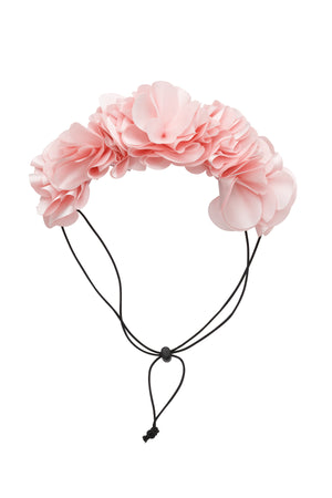 Floral Wreath Petit - Baby Pink - PROJECT 6, modest fashion