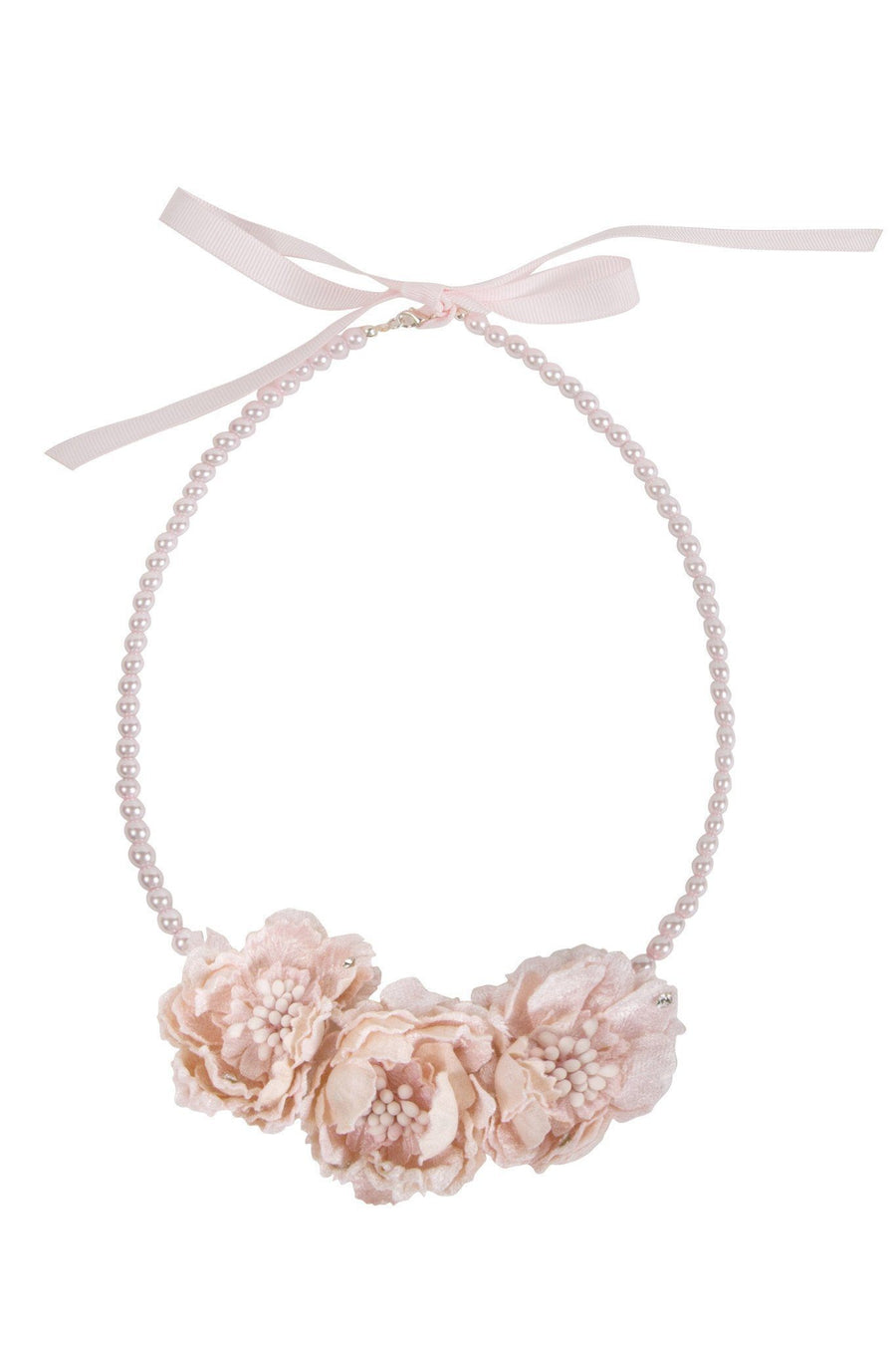 Hazel Necklace - Pink