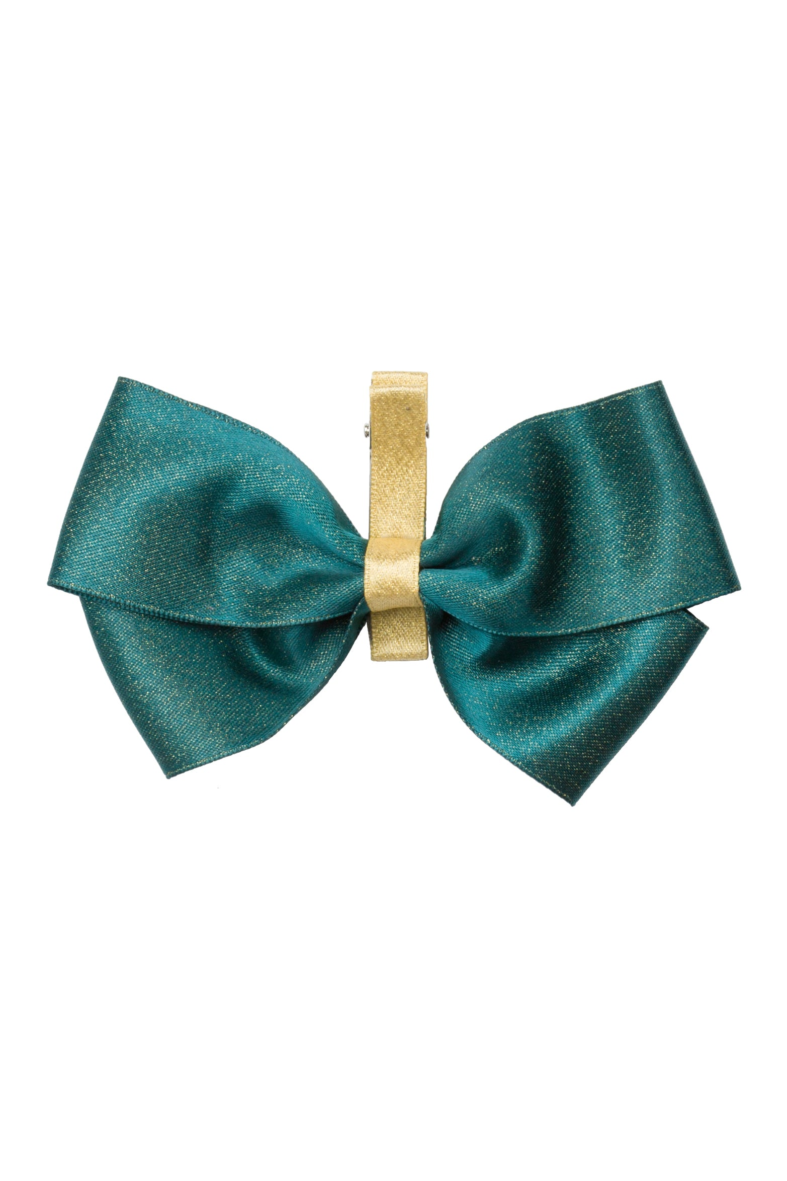 Heather Sparkle Clip - Teal - PROJECT 6, modest fashion