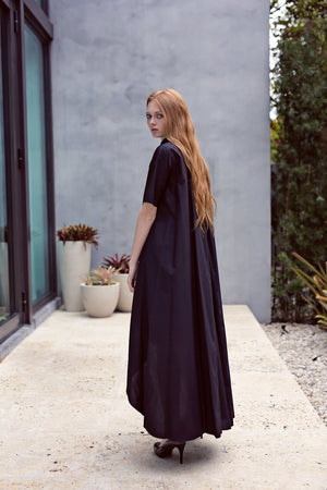 Hilo - Black - PROJECT 6, modest fashion