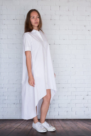 Hilo - White - PROJECT 6, modest fashion