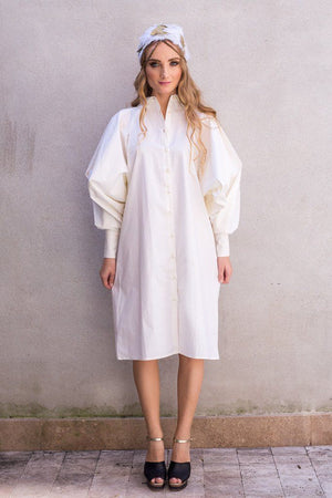 Kohana - Ivory - PROJECT 6, modest fashion