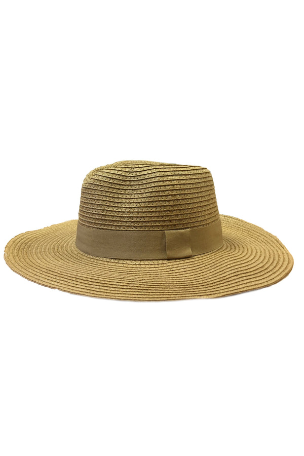 Enbal Straw Hat - PROJECT 6, modest fashion