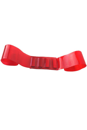 Aviv Belt in Petit - Red - PROJECT 6, modest fashion