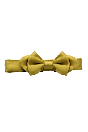 Petit Bowtie - Gold - PROJECT 6, modest fashion
