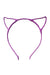 Cat Ears - Purple - PROJECT 6, modest fashion