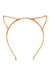 Cat Ears - Orange - PROJECT 6, modest fashion
