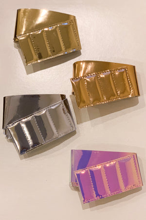 Aviv Belt in Petit - Iridescent - PROJECT 6, modest fashion