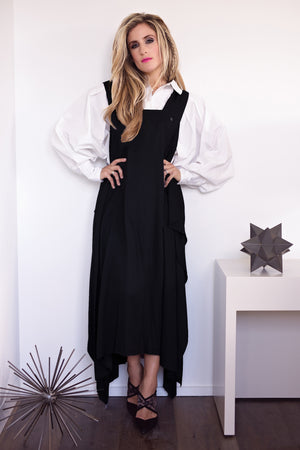 Juro - Black - PROJECT 6, modest fashion
