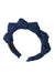 Monkey Bars Headband - Dark Blue Denim - PROJECT 6, modest fashion