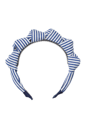 Monkey Bars Headband - Pinstripe - PROJECT 6, modest fashion