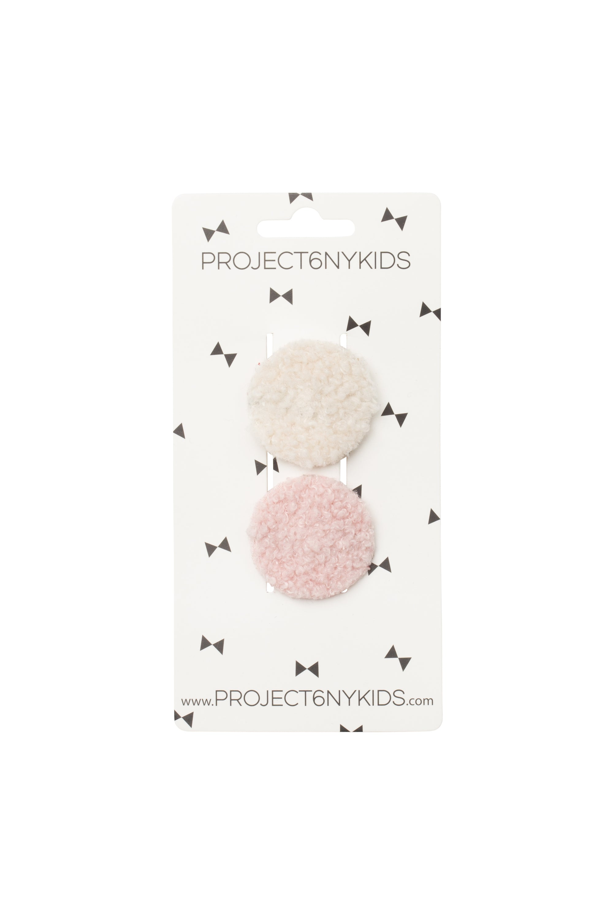 Olly Rounds Set of 2 - Blush and Ivory - PROJECT 6, modest fashion