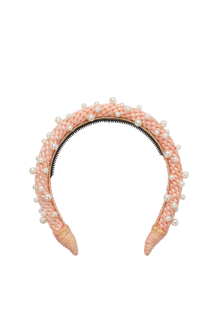 Pearl Queen Women's Headband - Rose - PROJECT 6, modest fashion