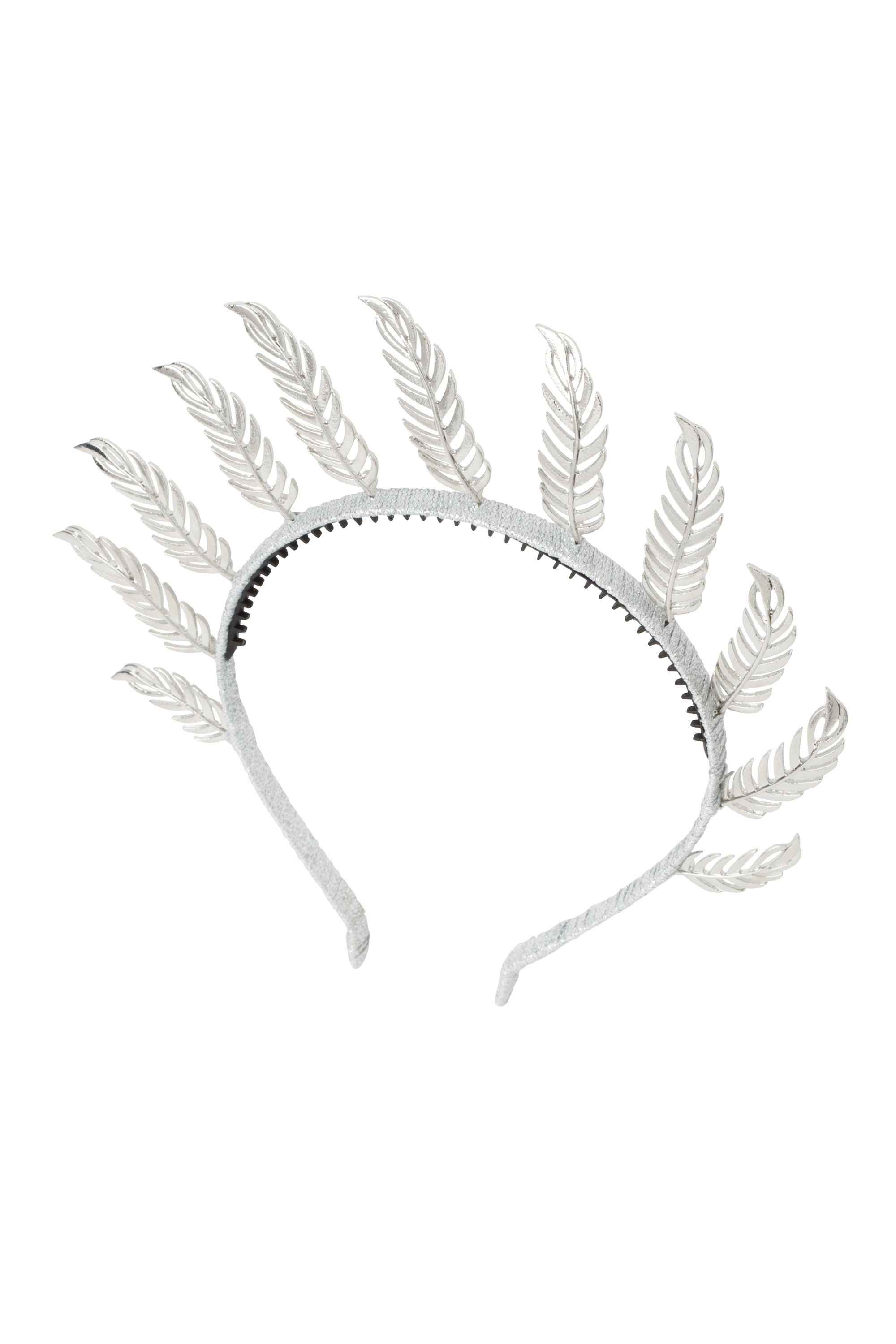 Pocahontas Headband - Silver - PROJECT 6, modest fashion