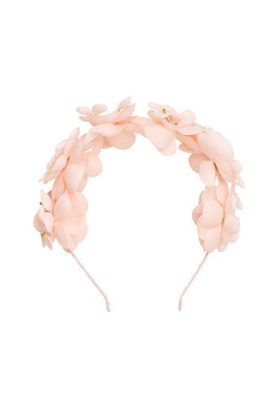 Floral Crown - Blush - PROJECT 6, modest fashion