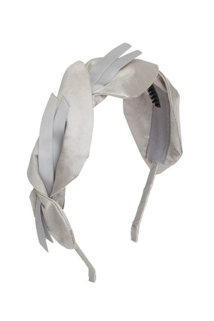 Ribbon Petal - Grey - PROJECT 6, modest fashion