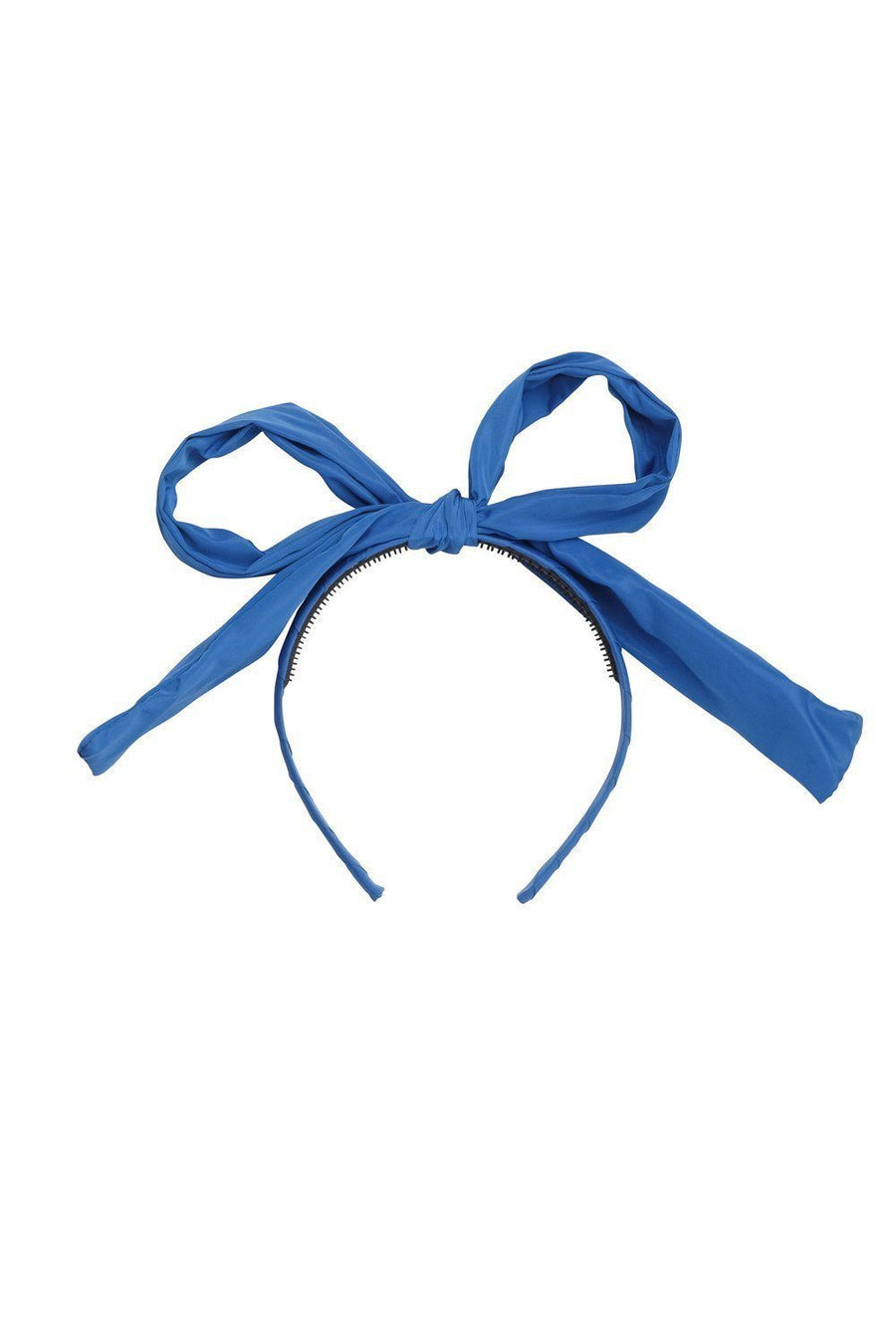 Party Bow Taffeta - Royal Blue - PROJECT 6, modest fashion