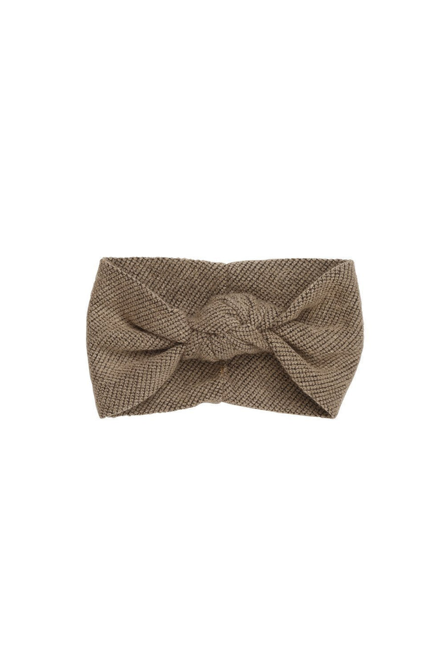 Knot Wrap - Sand Wool - PROJECT 6, modest fashion