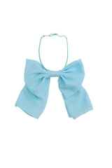 Amira - Baby Blue Organza - PROJECT 6, modest fashion