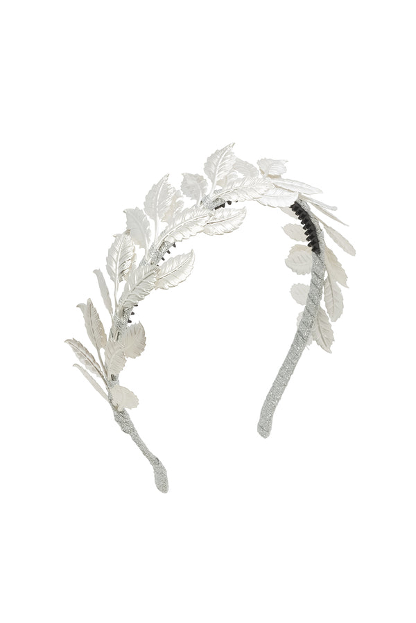 Athens Princess Headband - Silver - PROJECT 6, modest fashion