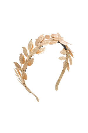 Athens Princess Headband - Rose Gold - PROJECT 6, modest fashion