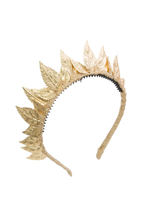 Royalty Headband - Gold - PROJECT 6, modest fashion