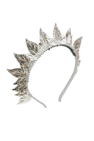 Royalty Headband - Silver - PROJECT 6, modest fashion