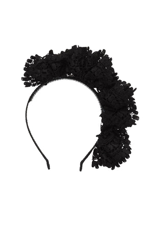 Royal Subject Headband - Black