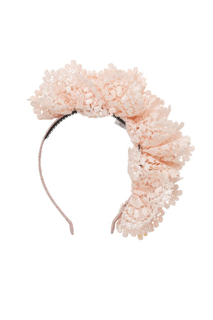 Royal Subject Headband - Blush