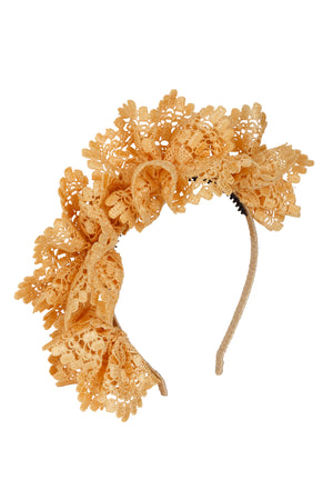 Royal Subject Headband - Gold